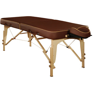 "MT Massage - Lotus Deluxe Portable Massage Table Package 30"" - Superb Massage Tables"