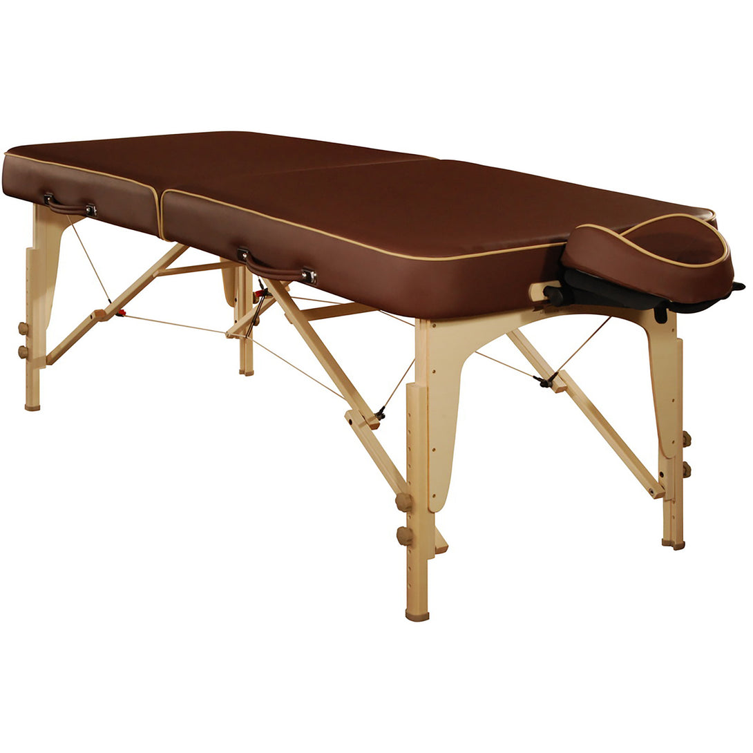 MT Massage - Lotus Deluxe Portable Massage Table Package 30