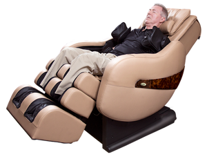 Luraco - Legend Plus L Track Medical Massage Chair - Superb Massage Tables