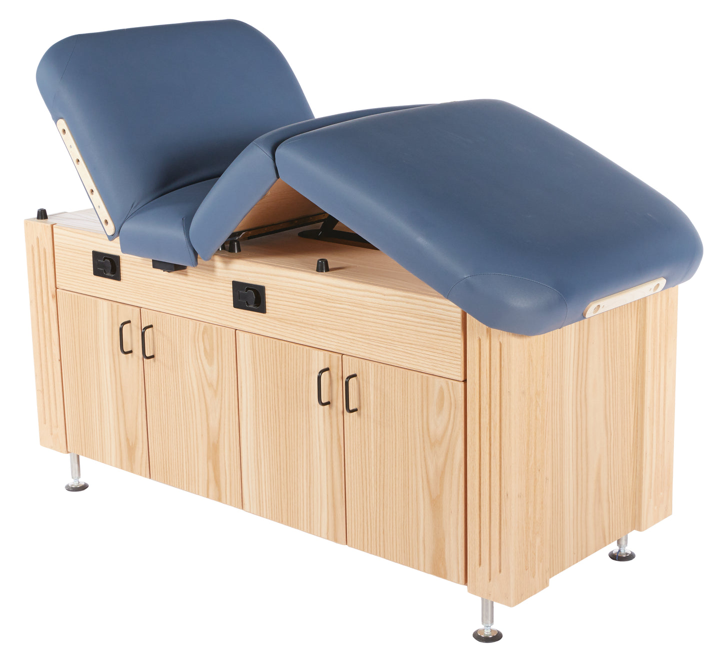 Signature Series by Custom Craftworks - M100 Deluxe Electric Lift Spa/Massage Table - Superb Massage Tables