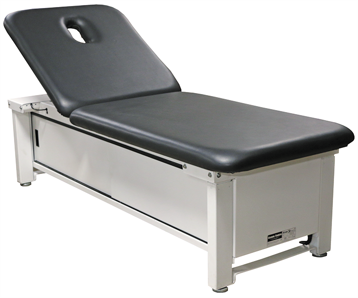 PHS Chiropractic - ME2000 Elevating Treatment Table - Superb Massage Tables