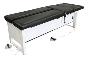 PHS Chiropractic - ME2002 Elevating Table - The Bolt - Superb Massage Tables
