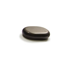 MT Massage -  Medium Size Flat Ovular Basalt Hot Stone Massage 12 piece Pack - Superb Massage Tables
