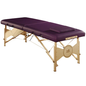 "MT Massage - Midas Entry Portable Massage Table Package 28"" - Superb Massage Tables"