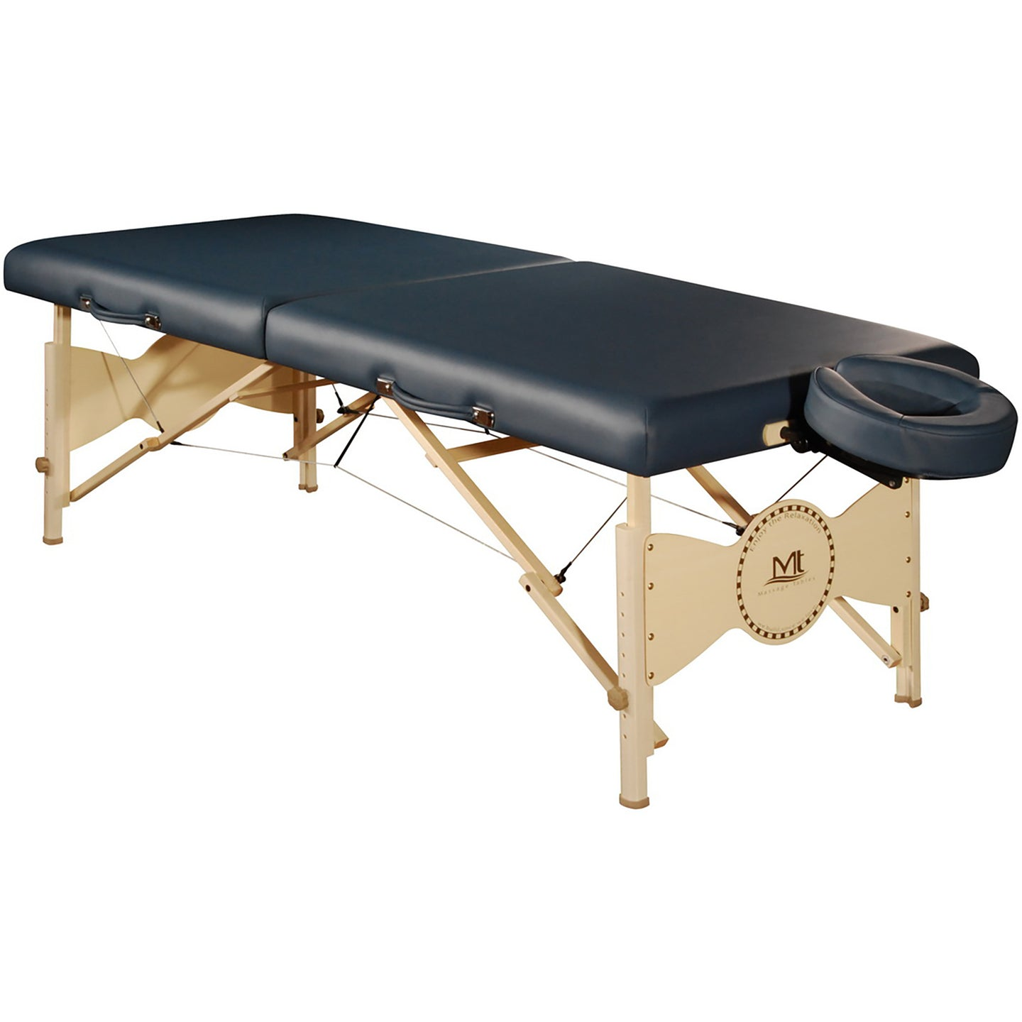 MT Massage - Midas Standard Portable Massage Table Package - Superb Massage Tables