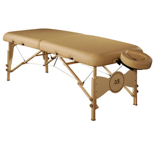 "MT Massage - Midas Plus Portable Massage Table Package 30"" - Superb Massage Tables"