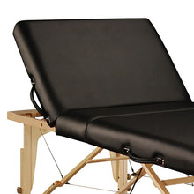 "MT Massage - Midas Tilt Portable Tattoo Salon and Massage Table Package 30"" - Superb Massage Tables"