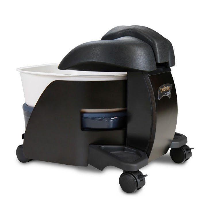 Continuum - Pedicute Portable Pedicure Spa - Superb Massage Tables
