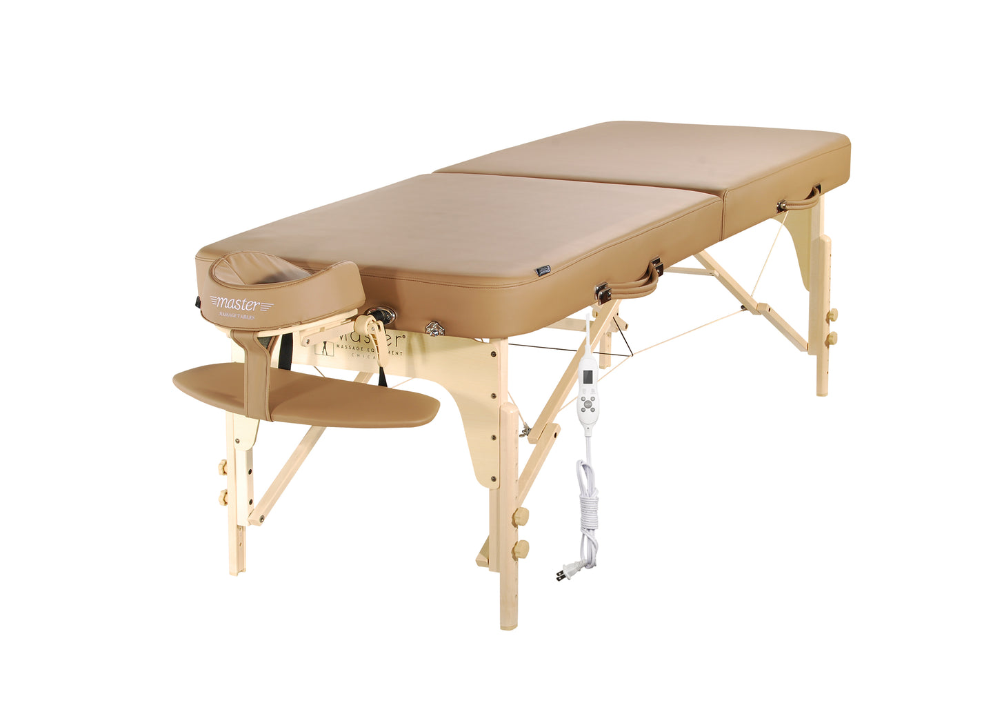 Master Massage - Phoenix Portable Massage Table Package with Therma-Top 30