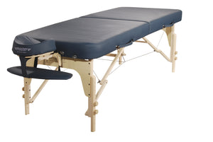 "Master Massage - Phoenix Portable Massage Table Package with Therma-Top 30"" - Superb Massage Tables"