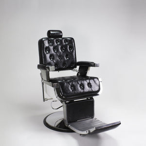 Berkeley - Rowling Barber Chair - Superb Massage Tables