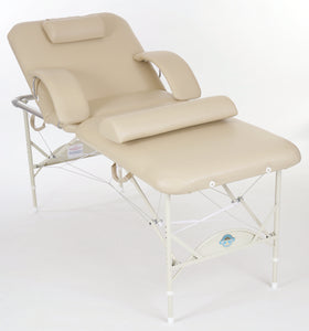 Pisces Pro - The Pacifica Portable Salon Massage Table - Superb Massage Tables