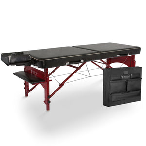 "Master Massage - Sereno Portable Massage Table 30"" - Superb Massage Tables"