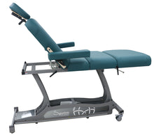 Signature Spa Series by Custom Craftworks - Hands Free Deluxe Electric Lift Massage Table - Superb Massage Tables