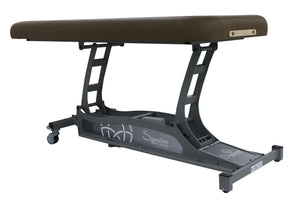 Signature Spa Series by Custom Craftworks - Hands Free Basic Electric Lift Massage Table - Superb Massage Tables