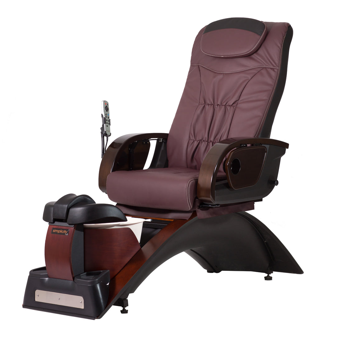 Continuum - Simplicity LE Pedicure Spa - Superb Massage Tables