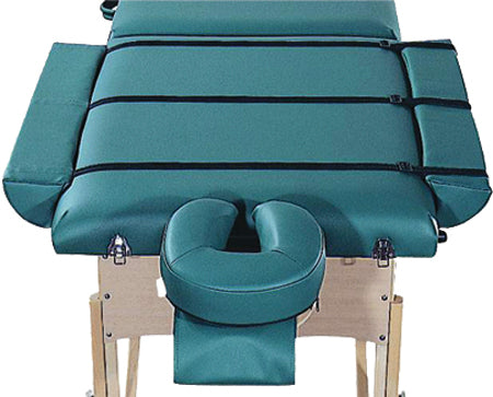 Custom Craftworks - Solutions Arm Extensions - Superb Massage Tables