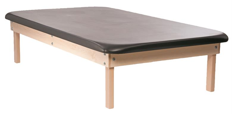 PHS Chiropractic - 4 Leg Classic Wood Mat Table - Superb Massage Tables