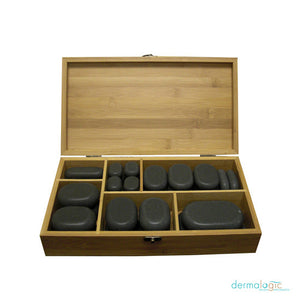 Dermalogic - POLISH STONE - 45pcs - Superb Massage Tables