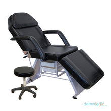 Dermalogic - PARKER Facial Chair & Stool - Superb Massage Tables