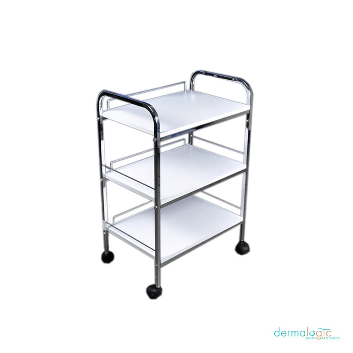 Dermalogic - BAYLOR Beauty Trolley - Superb Massage Tables