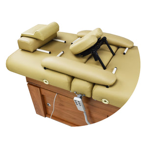 Touch America - Empress Treatment Chair - Superb Massage Tables