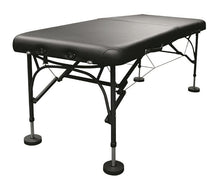 PHS Chiropractic - Portable Aluminum Treatment Table - Superb Massage Tables