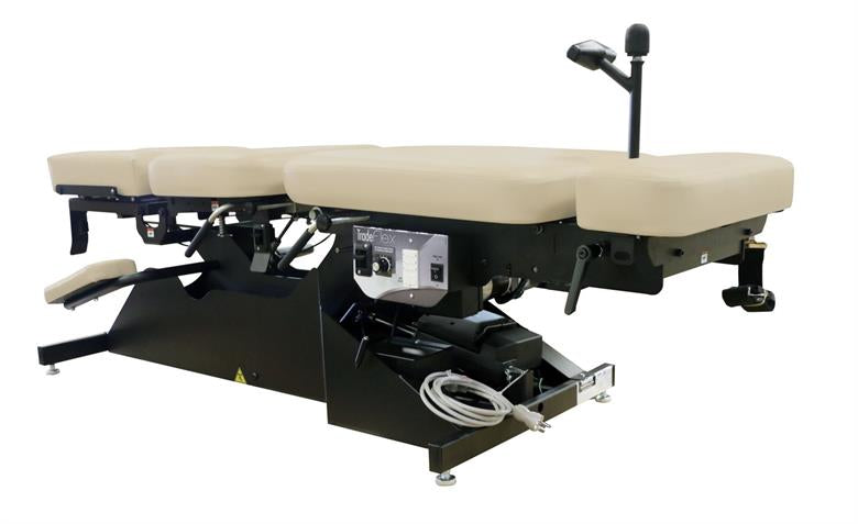 PHS Chiropractic - TradeFlex - E9018 Auto Flexion Table - Superb Massage Tables