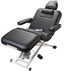 Nirvana - Salon Top Electric Lift Massage Table - Superb Massage Tables