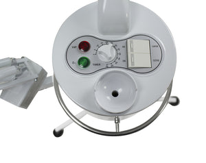AYC - Aries Facial Steamer and Mag Lamp - Superb Massage Tables