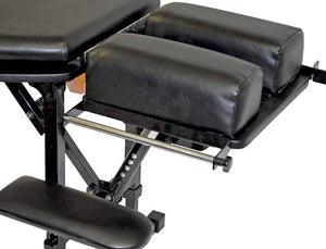 PHS Chiropractic - Basic Pro Portable Chiropractic Table - Superb Massage Tables