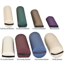 Earthlite - Jumbo Round Massage Bolster - Superb Massage Tables