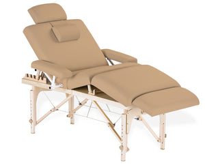 Earthlite - Calistoga Portable Salon Table - Superb Massage Tables
