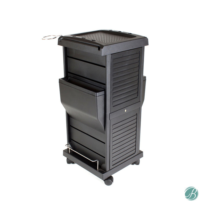 Berkeley - CLAIRE Lockable Salon Trolley - Superb Massage Tables