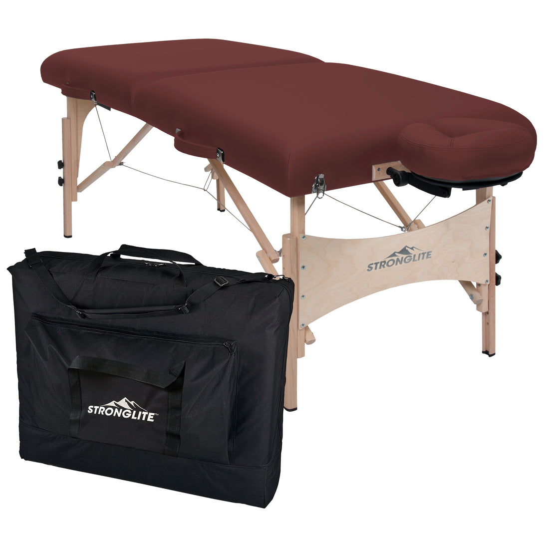 Stronglite - Classic Deluxe Portable Massage Table Package 30