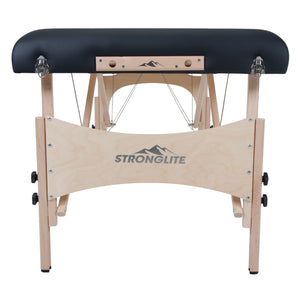 "Stronglite - Classic Deluxe Portable Massage Table Package 30"" - Superb Massage Tables"