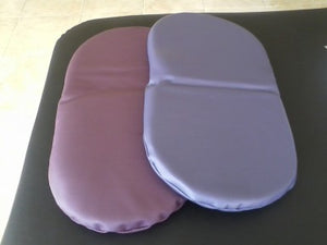 Pisces Pro - Bolsters and Cushioned Flaps - Superb Massage Tables