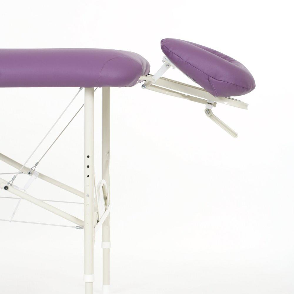 Pisces Pro - Double Tilt Face Rest - Superb Massage Tables