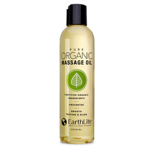 Earthlite - Pure Organic Massage Oil - Superb Massage Tables
