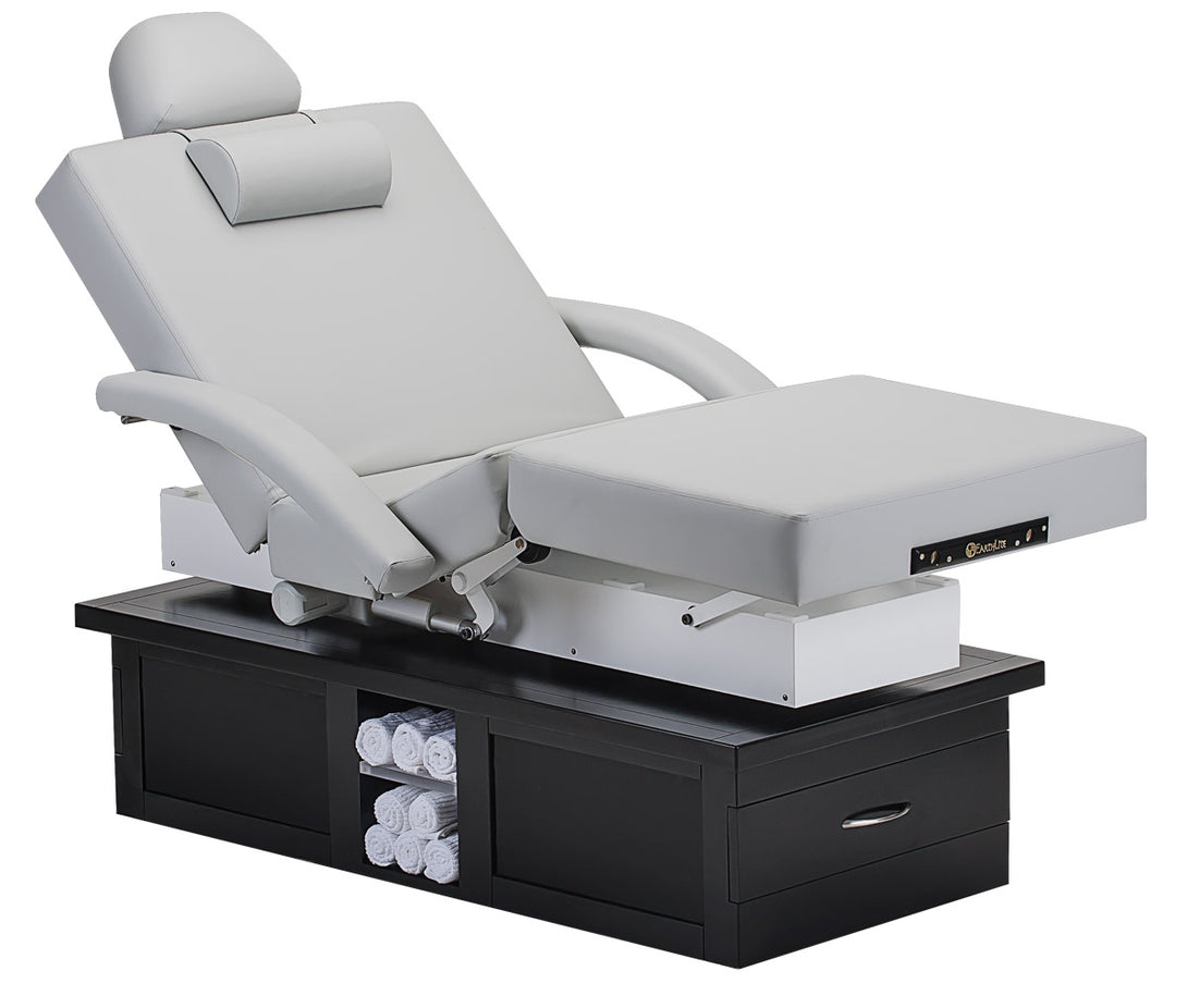 Earthlite - Everest Eclipse Salon Top Electric Lift Table - Superb Massage Tables