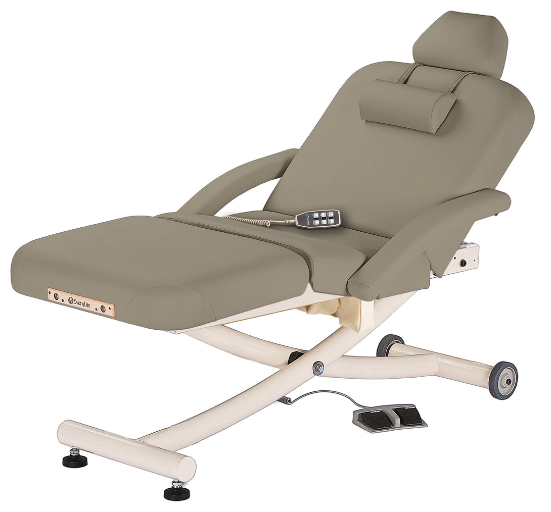 Earthlite - Ellora Vista Salon Electric Lift Table - Superb Massage Tables