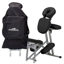 Stronglite - Ergo Pro II Portable Massage Chair Package - Superb Massage Tables
