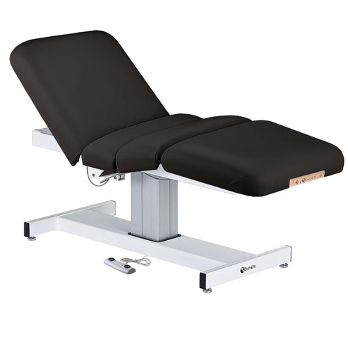 Earthlite - Everest Salon Single Pedestal Electric Lift Table - Superb Massage Tables