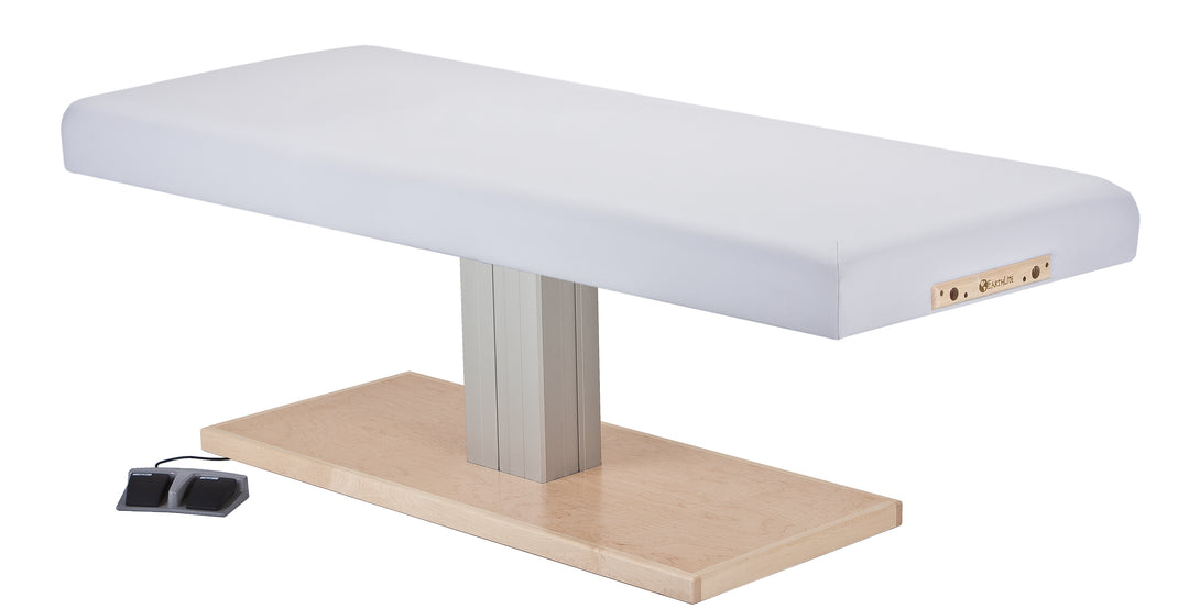Earthlite - Everest Spa Single Pedestal Electric Lift Table - Superb Massage Tables
