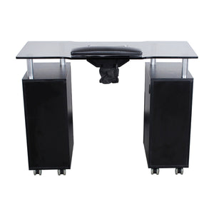 Dermalogic - Glasglow Nail Table w/ Fan - Superb Massage Tables