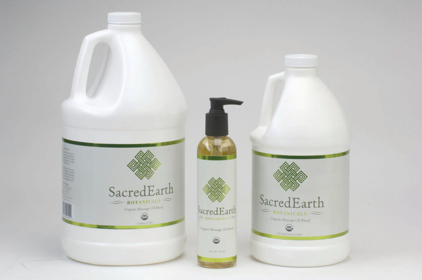 Sacred Earth - Vegan Massage Oil - Superb Massage Tables