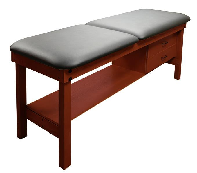 PHS Chiropractic - Impressions Wood Treatment Table - Superb Massage Tables