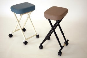 Pisces Pro - Portable Massage Therapist Stool - Superb Massage Tables