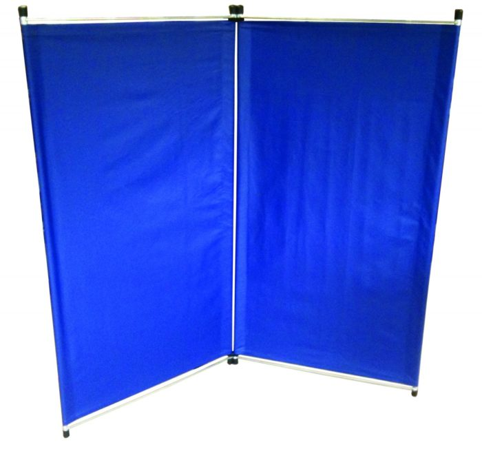 Pisces Pro - Three Panel Privacy Screen - Superb Massage Tables