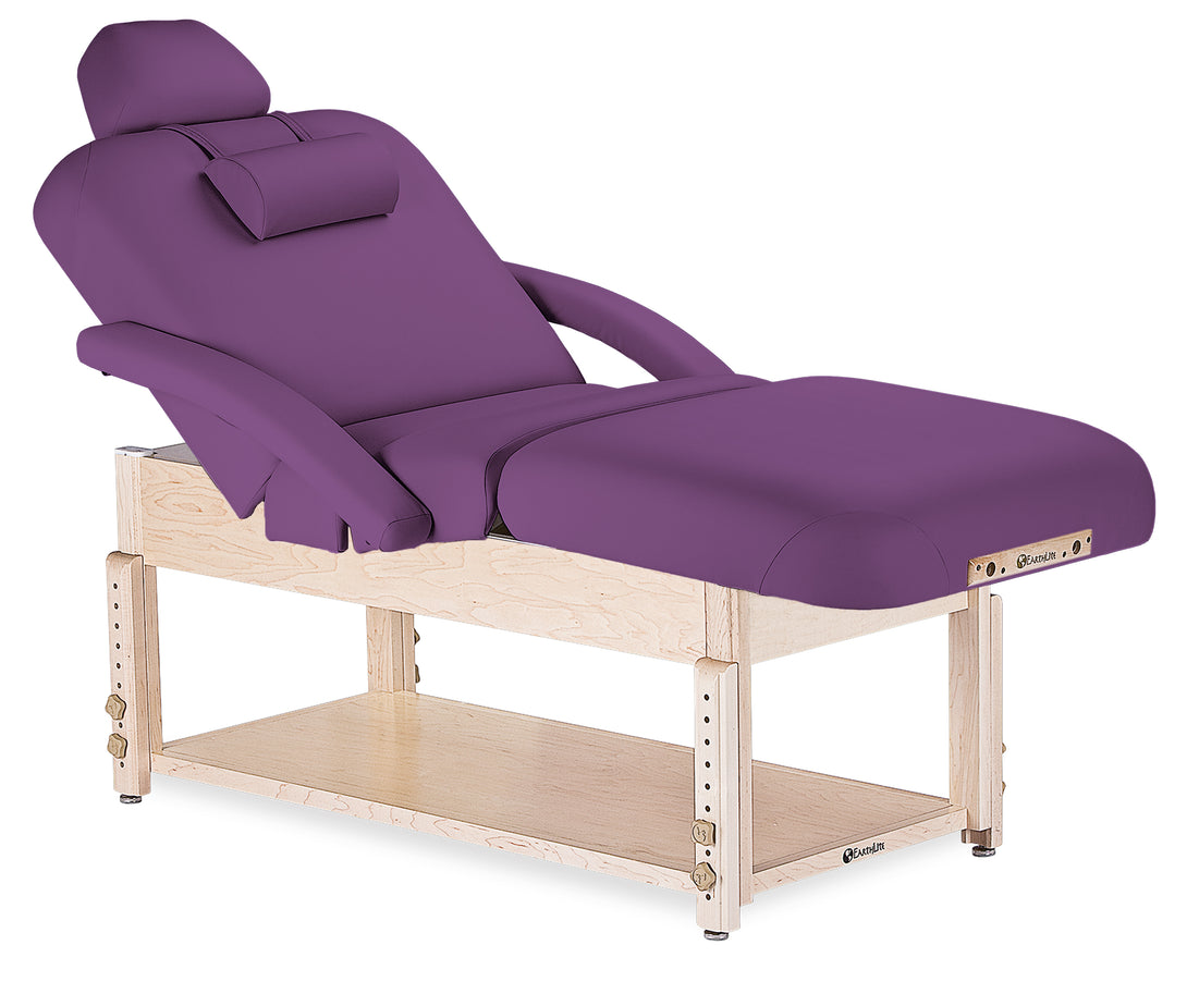 Earthlite - Sedona Salon Stationary Massage Table - Superb Massage Tables